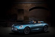 This handmade Italian roadster is a Mini Cooper unlike any other | The Verge  NOW I WANT A MINI COOPER!