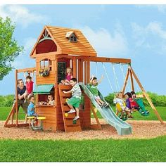 "$ 749.99 Ridgeview Clubhouse Deluxe - Big Backyard - Toys ""R"" Us"