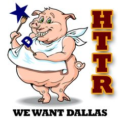 Redskins Fans Want Dallas #HTTR