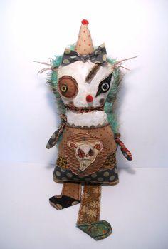Art Doll by- Junker Jane