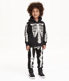 Hooded Sweatshirt and Pants $29.99 | H&M Halloween 2015