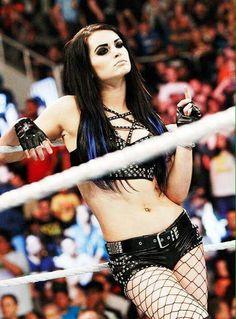 Saraya-Jade Bevis | WWE's Paige