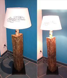 Lampe, Treibholz, Kerzenhalter, Woodwork, Holz, Schwemmholz…
