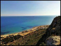 Isla de Tabarca desde el Faro de Santa Pola
