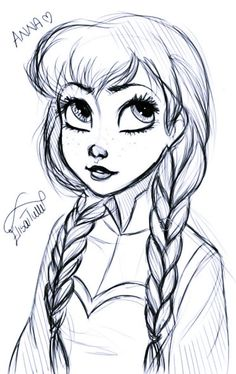 15 ideas for disney art sketches draw anna frozen art drawings princesses 15 ideas for disney art sketches draw anna frozen Disney Kunst, Arte Disney, Disney Art, Disney Mickey, Disney Movies, Mickey Mouse, Frozen Fan Art, Pencil Art Drawings, Art Drawings Sketches
