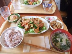 Japanese food is awesome.
