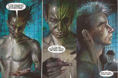 Che cosa sono le nuvole - Arkham Asylum: le avventure di Batman nel paese del Doppio Sogno