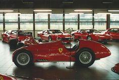 Ferrari 500F2 - 1951