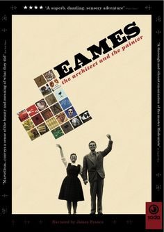 Eames: The Architect & The Painter [DVD]: Amazon.co.uk: Charles Eames, Ray Eames, James Franco, Jason Cohn: DVD & Blu-ray