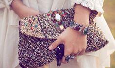 Ethnic & Tribal Fashion Inspiration <3 #Ethnic #Tribal #Fashion #Look #Girl