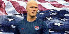 Michael Bradley named #USMNT captain for #GoldCup2015: http://soc.cr/P74o7