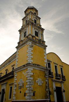 Benito Juárez lighthouse [1872 - Veracruz, Mexico]
