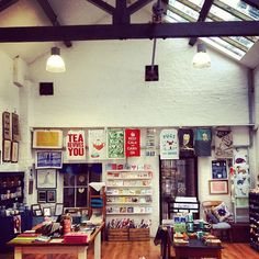 Nook and Cranny: the jocular and quirky arts and craft shop putting a light-hearted spin on their business identity. Read more at http://independent-liverpool.co.uk/nook-cranny/