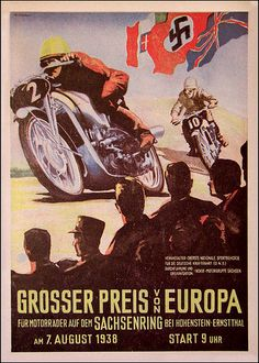 1938 German Grand Prix at the Sachsenring