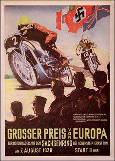 1938 German Grand Prix at the Sachsenring