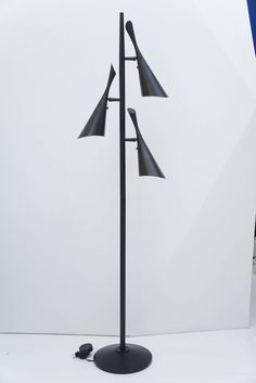 1950s Modern Adjustable Floor Lamp | From a unique collection of antique and modern floor lamps at https://www.1stdibs.com/furniture/lighting/floor-lamps/