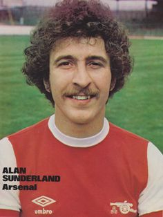Alan Sunderland Arsenal 1979