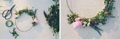 Flower Crown DIY / Design*Sponge