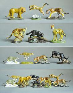 140.06$  Watch here - http://alia58.worldwells.pw/go.php?t=32651667190 -   figure  model   endangered feline  cat  animal   9pcs/set 140.06$
