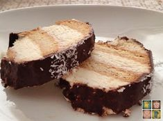 María: Brazo gitano de galletas Choco Chocolate, Custard Tart, Profiteroles, Pan Dulce, Something Sweet, Tapas, Cupcake Cakes, Deserts, Sweets