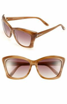 Tom Ford 'Lana' 59mm Sunglasses available at #Nordstrom