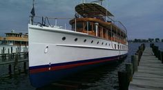 Former presidential yacht USS Sequoia can be sold for $0 - YBW