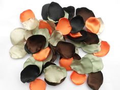 Camo Flower Petals 500 Wedding Flower Petals fake by BridalDelite
