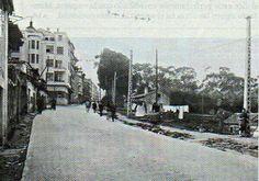 Avenida de Finisterre, altura Santa Margarita