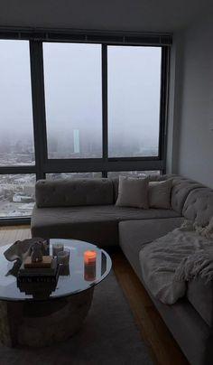 Dream Home Design, Home Interior Design, House Design, Dream Apartment, Apartment Interior, Chicago Apartment, Room Ideas Bedroom, Bedroom Decor, Apartamento New York