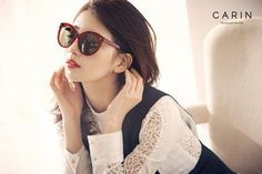 Suzy is a chic goddess in new campaign for glasses brand 'Carin' | allkpop.com