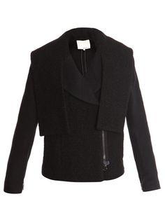 3.1 Phillip Lim wool boucle jacket