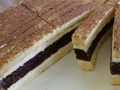 Csíkos süti szomszédasszony módra, ezzel a sütivel mindenkit elbűvölhetsz - Egyszerű Gyors Receptek