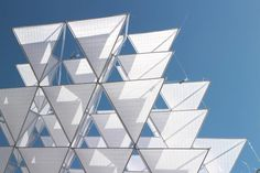 downloadable tetrahedral open kite by sehun oh design