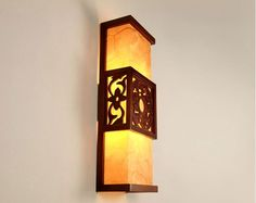 2016 Chinese Antique Carved Wooden Wall Bed Bedroom Hallway Classical Lamps,Imported Imitation Sheepskin From Samanthe, $134.58   Dhgate.Com