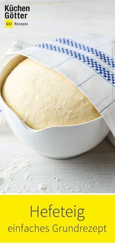 Gluten-free yeast dough basic recipe- Glutenfreier Hefeteig Grundrezept This # Yeast dough guaranteed to succeed! Best Pancake Recipe Fluffy, Pancake Recipe With Yogurt, Donut Recipes, Healthy Dessert Recipes, Free Recipes, Keto Recipes, Desserts, Clean Eating Pancakes, Dairy Free Pancakes