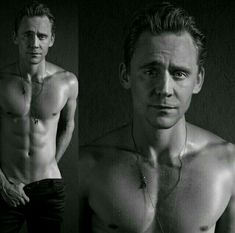 ♥ Bloody Hell An Art Edit Of Tom Hiddleston ✝