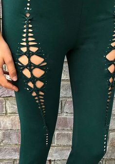 4877eac743ac0 13 Best Cut out leggings images | DIY Shirt, Upcycled Clothing, DIY ...