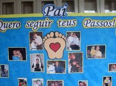 Painel para o Dia dos pais Good Job, Fathers Day, Education, Frame, Kids, Crafts, Babys, Holidays, Grandparents Day