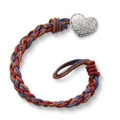 Bountiful Hearts Leather Bracelet James Avery Jewelry Pinterest Bracelets And