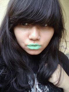 Lime Crime - Mint to be