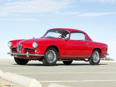 1956-58 Alfa Romeo 1900 Super Sprint