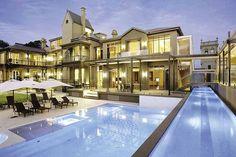 my new house pool.