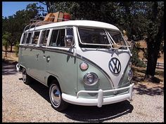 1965 Volkswagen Bus  1500 CC, 4-Speed  #Mecum #Monterey I will definitely own one of these babies one day in cherry red!