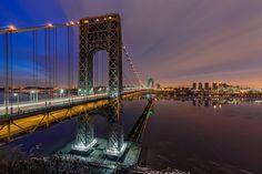 George Washington Bridge, Super Bowl XLVII, Broncos, Seahawks