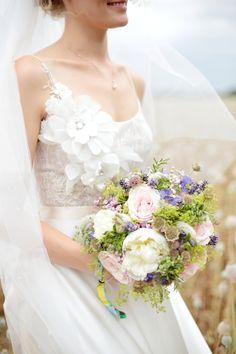Liebevolle DIY-Familienhochzeit im Freien von Dasha Caffrey | Hochzeitsblog - The Little Wedding Corner