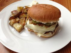 A Taste of Home Cooking: Oklahoma Fried Onion Burgers