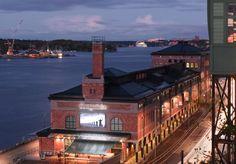 Fotografiska museum, Stockholm - Sweden