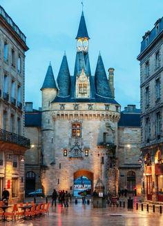 In Bordeaux, France.