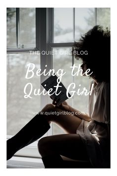 Being the quiet girl....in this post I talk about being quiet and my life experiences growing up as a quiet person. There's nothing wrong with being a little different, that's what makes you special! #blogger #bloglife #beingyourself #beingyou #personalblog #blog #feelings #emotions #introvert #freethoughts #selfcare