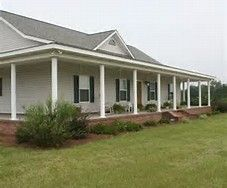 Image Result For Manufactured Homes With Wrap Around Porches